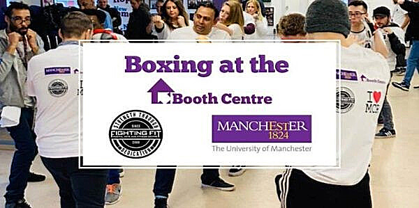 Boxing for Wellbeing