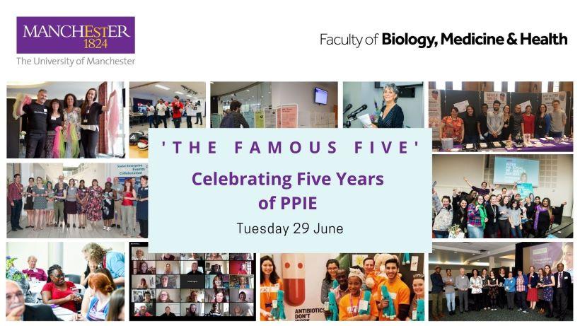 PPIE Celebration event 2021
