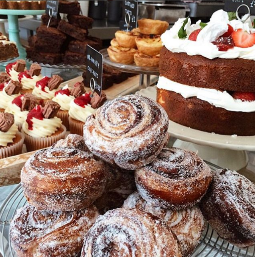 Lauren's Top 10 Places for Cake and Coffee