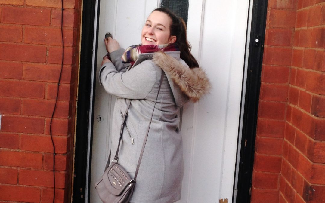 Accommodation at Manchester: Aoife's experiences