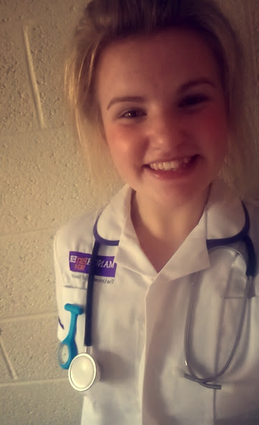 A Day in the Life of a Midwifery Student: Alice