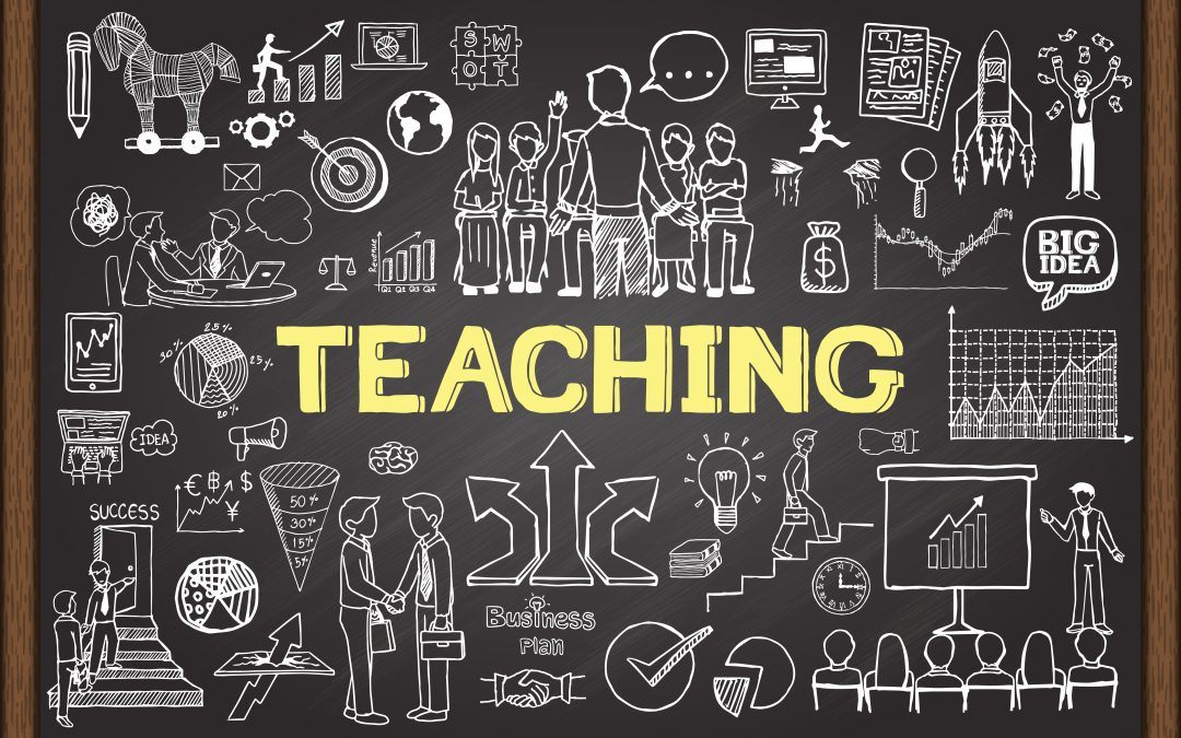 The rewarding road to becoming a teacher