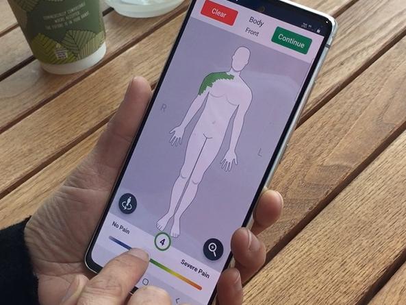 Manchester Digital Pain Manikin: A New Way of Measuring Pain