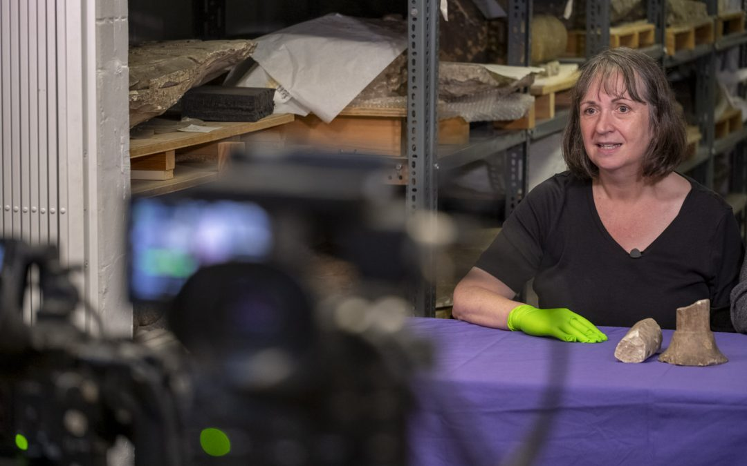 Behind the Scenes #6: More Filming at the Manchester Museum