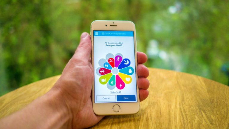How the weather affects the pain of citizen scientists using a smartphone app