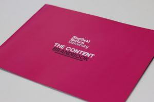 Sheffield Hallam's Content Brandbook
