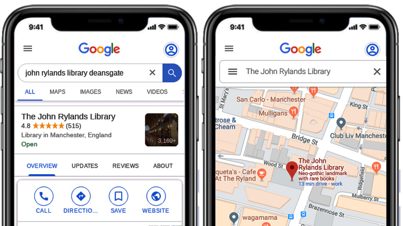Looking beyond the website – the power of local search
