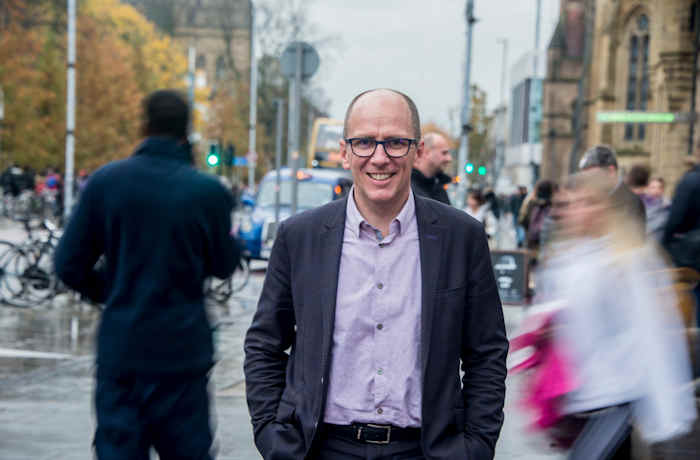 James Thompson: Our Civic Future