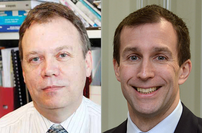 Clive Agnew and Simon Merrywest: NSS results
