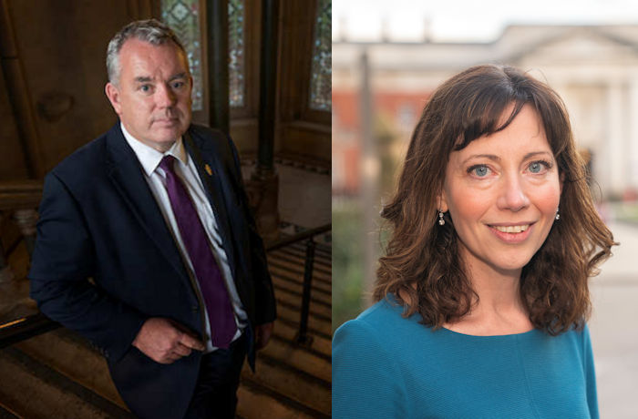 Patrick Hackett and Beth Dodd – Emerging from a crisis